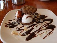 Coconut Ice Cream Sandwich